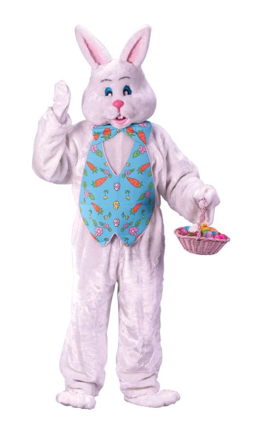 Bunny Costume with Overhead Mask  sc 1 st  Bugs Bunny Costume & BugsBunnyCostume | Bugs Bunny Costumes